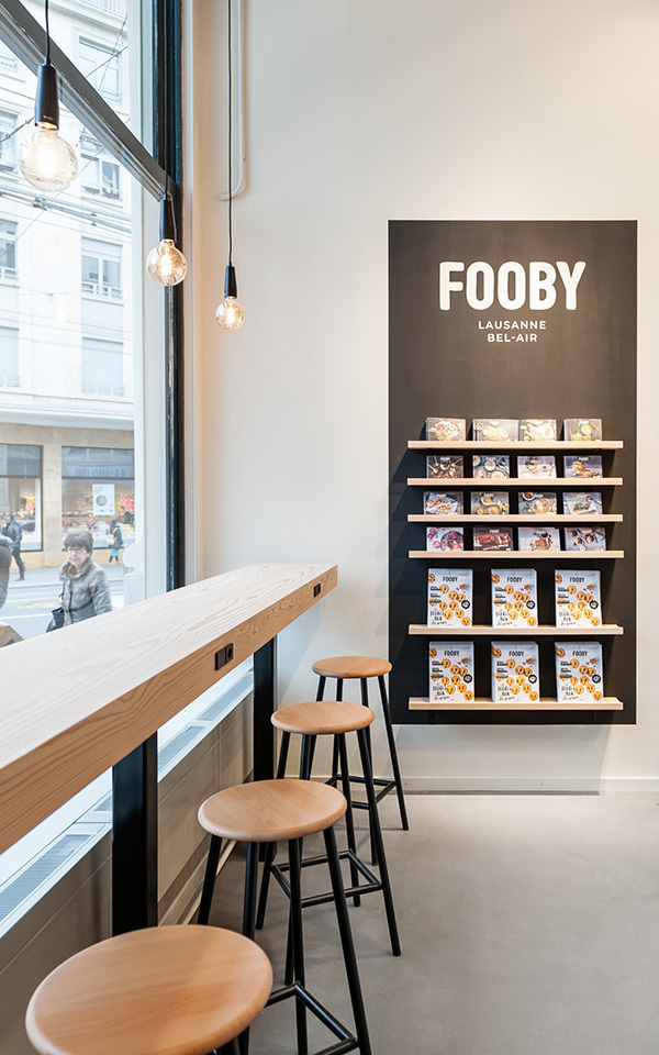 Coop Fooby Lausanne